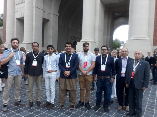 """Invited Speaker (CBRN export control on Dual-Use materials and technologies) to deliver talk in Conference; """"Non-proliferation and Dual-Use Awareness (CONDENsE)"""" 2019, in Ypres, Belgium"""