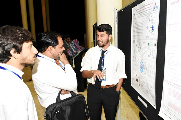 Poster presentation at 3rd Conference on Frontiers of Nanoscience and Nanotechnology, PINSTECH, NILORE, Islamabad, Pakistan, 2016.